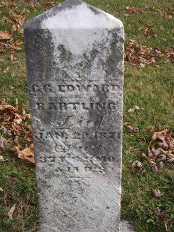 Christian Gottlieb Edward Bartling