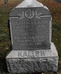 Nellie D <I>Morway</I> Kalish
