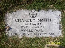 Charley Walter Smith