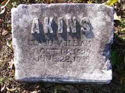 Claude William Akins