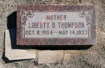 Liberty <I>Taylor</I> Thompson