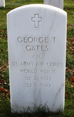 George T Gates