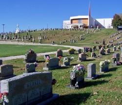 Saint Peter Celestine Catholic Cemetery