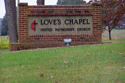 Loves Chapel United Methodist Cemetery