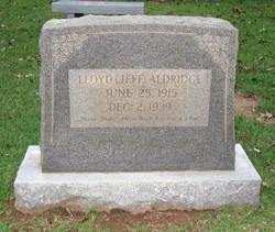 Lloyd Jeff Aldridge