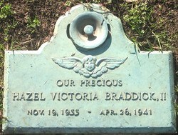 Hazel Victoria Braddick, II