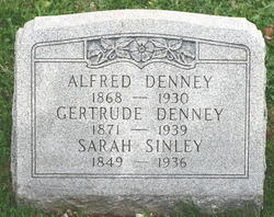 Alfred A. Denney