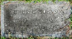 Arthur G Johnson
