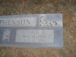 Charlie C. Stephenson