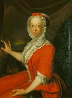 Anne <I>Hanover</I> von Nassau-Dietz