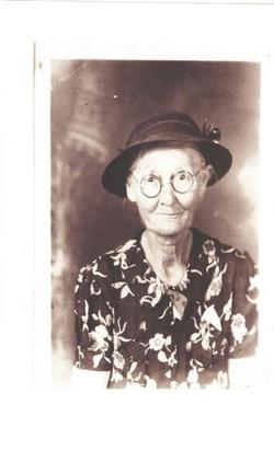 Mary Jane Francis <I>Gideon</I> Bugher