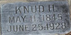 """Knud Halvor """"K H"""" Brandvold"""