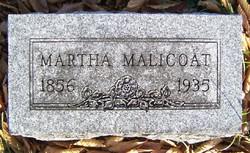 Martha <I>Mullin</I> Malicoat