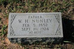 "William H ""Bill"" Nunley"