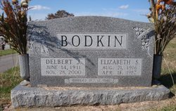 Delbert Jones Bodkin