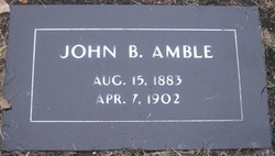 John B. Amble
