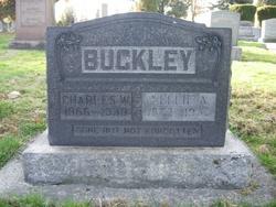 Nellie Agnes <I>Burdge</I> Buckley