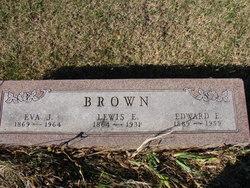 Eva Jane <I>Ross</I> Brown