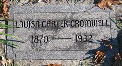 Louisa Carter Cromwell