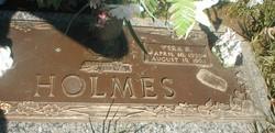 Vera Rose <I>Dotson</I> Holmes