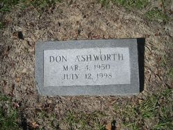 Don Ashworth