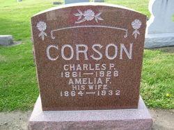 Amelia <I>Frogley</I> Corson