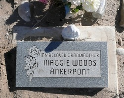 Maggie Woods Ankerpont