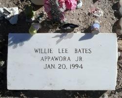 Willie Lee <I>Bates</I> Appawora, Jr