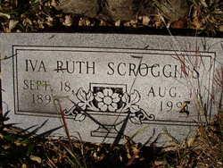 Iva Ruth Scroggins