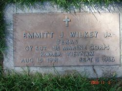 GYSGT Emmitt James Wilkey, Jr