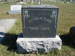 Lydia Margaret <I>Lance</I> Place