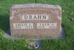 Emilie Elizabeth <I>Kaiser</I> Drahn