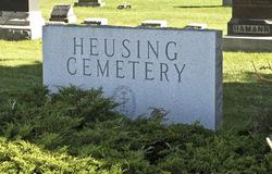 Heusing Cemetery