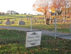 Narrow Valley Cemetery
