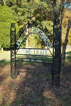 Jolley Springs Cemetery
