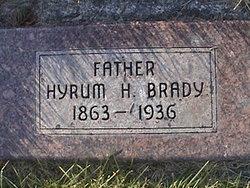 Hyrum Hendrickson Brady