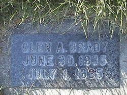 Glen Andrew Brady