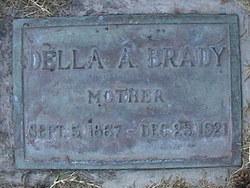 Della Alberta <I>Cunningham</I> Brady