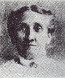 Lucy Ann <I>Richards</I> Brady