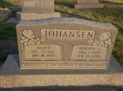 Verland James Johansen
