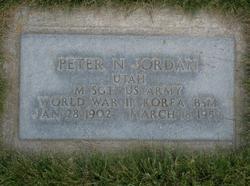 Peter Niels Jordan