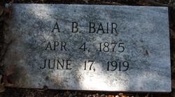 A B Bair