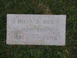 Della D Rice