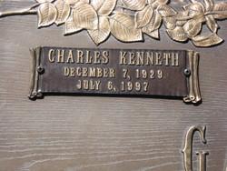 Charles Kenneth Garrison