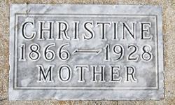 Christine Maren <I>Wogstad</I> Anderson
