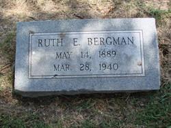 Ruth E. Bergman