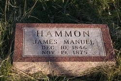 James Manuel Hammon