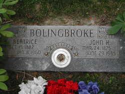 John H. Bolingbroke