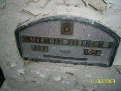 Marshal Albright