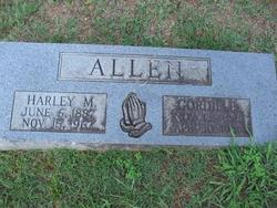 Harley Manson Allen, Sr